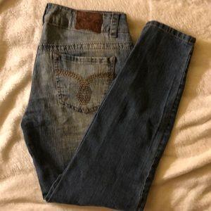 Paris Blues skinny jeans, size 7